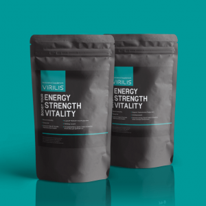 Energy Strength Vitality Pouches